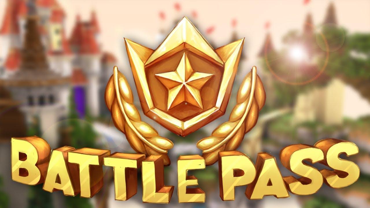 BattlePass Plugin | Minecraft