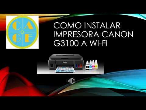 como-instalar-multifuncional-canon-g3100-a-wi-fi
