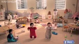 kit kat dancing babies wapking in