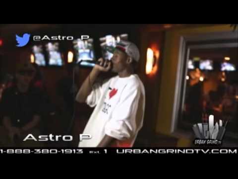 @UrbanGrindTV Presents LIVE from JB's Elgin - Astro P @Astro P