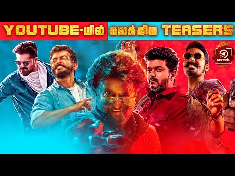 Most Viewed Teasers And Trailers Of 2018 - Rewind 2018