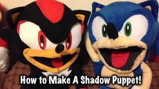 How to Make a Shadow Puppet