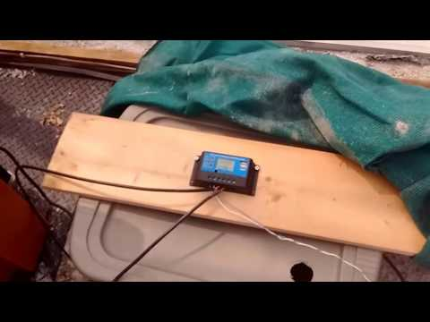 How I hooked up our Unisolar flexible solar panels from YouTube · Duration:  3 minutes