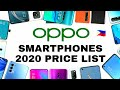 - Oppo Smartphones Specs & Price List | Philippines | 2020