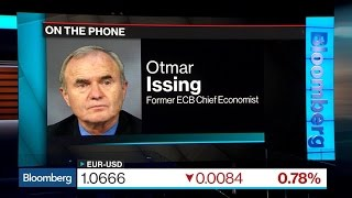 Otmar Issing Finds U.S. Euro, Germany Criticism 'Absurd'