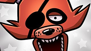 How to Draw Foxy the Fox from Five Nights At Freddy