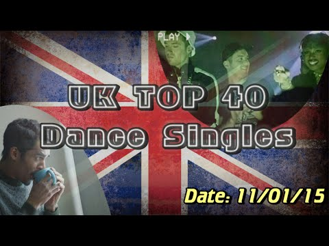 UK Top 40 - Dance Singles (11/01/2015)
