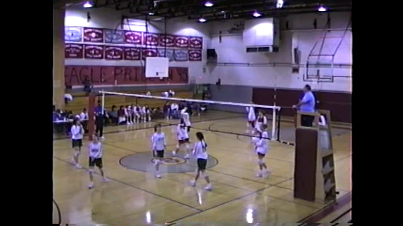 NAC - Beekmantown Volleyball  1-28-95