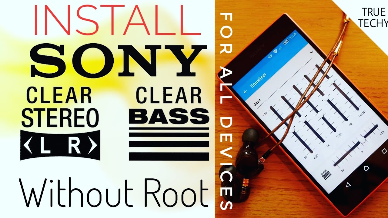 Sony Equalizer For All Device & Apps Without Root,Sony Album,videos,Clear  Bass & Dynamic Normalizer