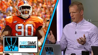 NFL Draft 2019: First Round Mock Draft (Picks 17-24) | Chris Simms Unbuttoned | NBC Sports