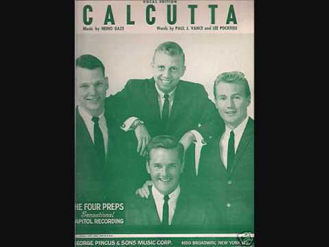 The Four Preps - Calcutta (1961)