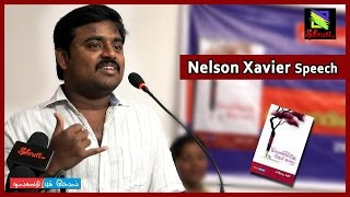 SUN News Reader Nelson Xavier Speech @ Erode Kathir's Kilaiyilirunthu Ver Varai - Book Launch