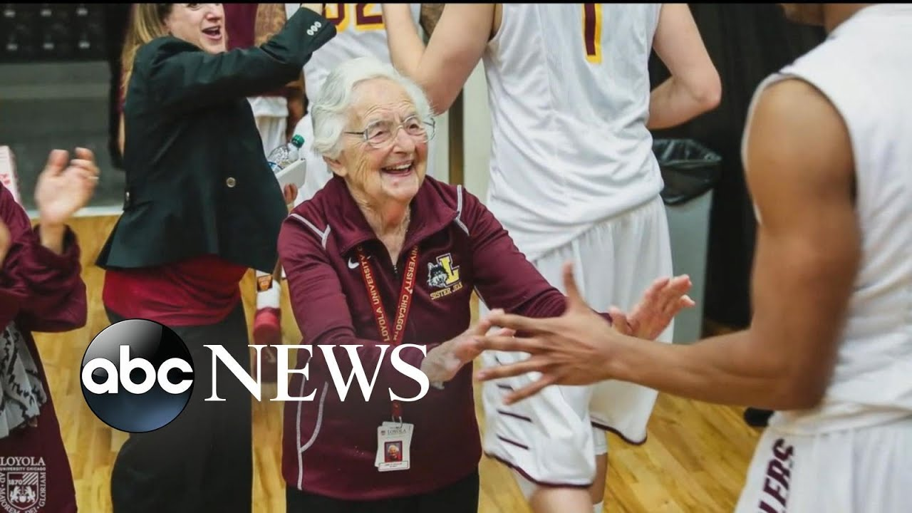 Guardian angel helps Loyola Chicago basketball team enter the Sweet 16
