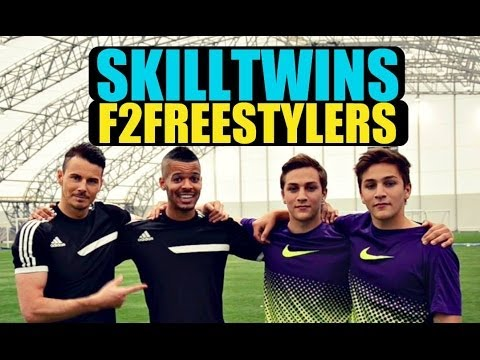 F2 Freestylers ft. SkillTwins - Amazing Skills!!!