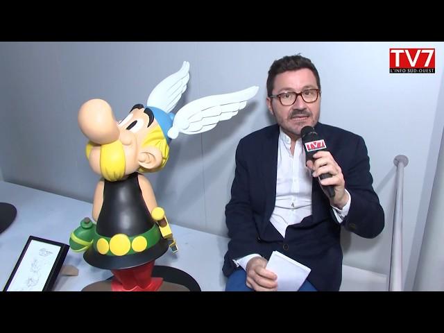 Le 45 festival international de la BD à Angoulême partie 1