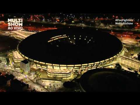 Foo Fighters - Monkey Wrench - Rio de Janeiro Maracanã 1080p