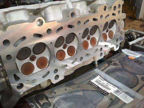 Mazda 3 Z6 (Переборка ДВС) Приемка с токарных работ и обзор деталей.