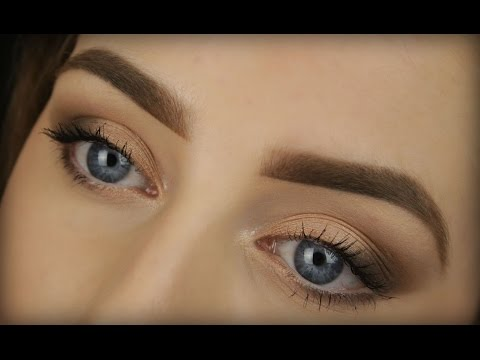 Beginners Eye Makeup | No Brushes Needed!