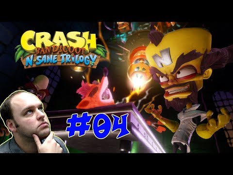 What? A Secret World?!?! - Crash Bandicoot N. Sane Trilogy [Cortex Strikes Back] Gameplay #04