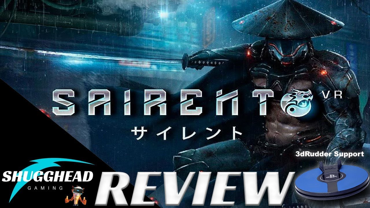 Sairento PSVR Review: Make room in your top 10 list | PS4 Pro Gameplay  Footage