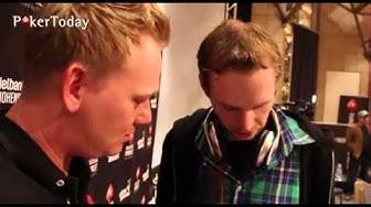 -PokerToday beim Masters Finale in Dortmund