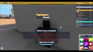 ROBLOX | NUSA Las Vegas Prison Noclip glitch.