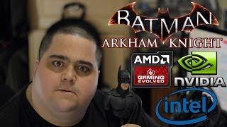 Best Batman Arkham Knight PC Build for Ultra Setttings At 60FPS