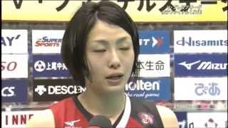 (2015/04/04)Vリーグファイナル - 久光製薬Springs vs NEC Red Rockets - Final - Full