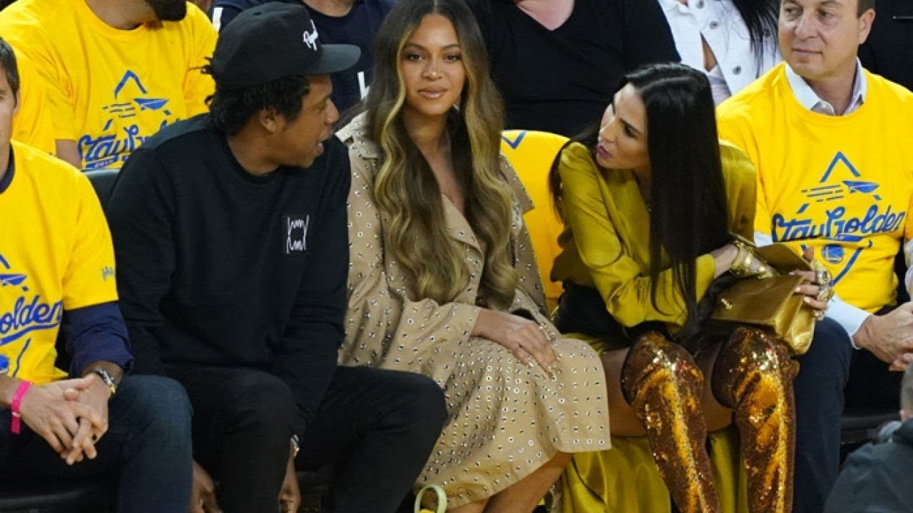 Wife of Golden State Warriors Owner Gets Brutally Attacked by Beyonce's Beyhive!
