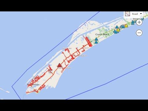 Power Outage Port Bolivar TX