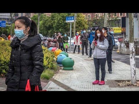 Город Ухань. Возрождение жизни после коронавируса