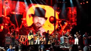 zac brown band with the doobie brothers black water 6 27 2014 at fenway park