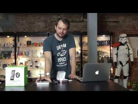 Док-станция Belkin Valet Charge Dock и ClearGrass Amber для Apple Watch