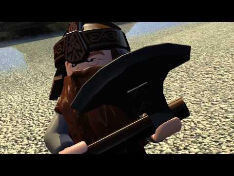 [Multi] Lego Le Seigneur des Anneaux - Trailer de Lancement