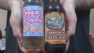 Soduh - Sugar Cookie & Candied Bacon Cream Soda