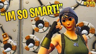 How the WORST Spike Trap in Fortnite History ACTUALLY worked....