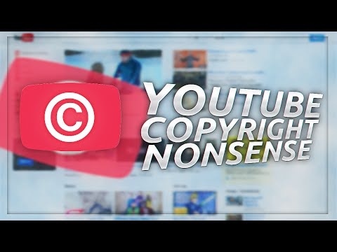 YOUTUBE COPYRIGHT NONSENSE!!!