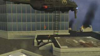 Duke Nukem Manhattan project-first three bosses