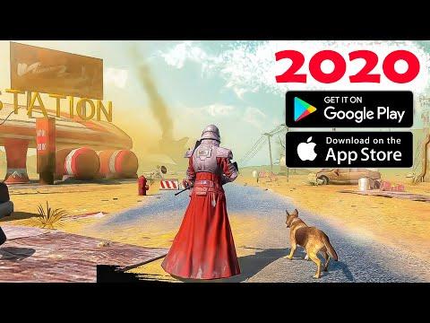 ТОП 10 ЛУЧШИХ НОВЫХ ИГР НА АНДРОИД & IOS 2020 / Крутые игры на андроид 2020