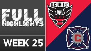 HIGHLIGHTS | D.C. United 6-2 Chicago Fire