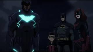 Бэт-команда против злодеев  (Бэтмен: Дурная кровь 2016)