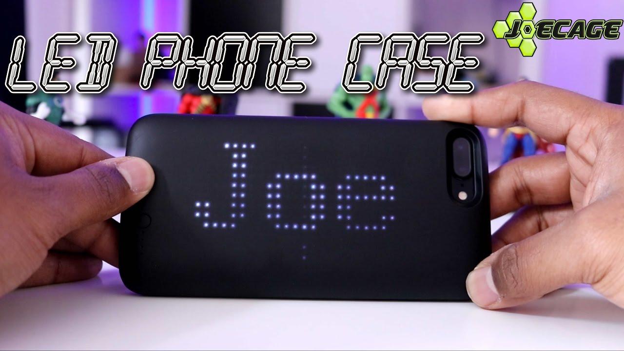 iphone 7 case led