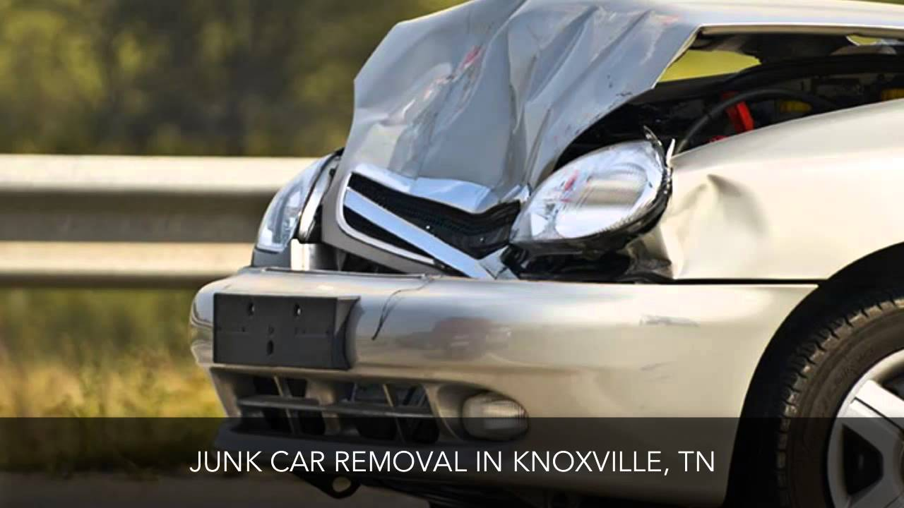 Junk Car Removal Knoxville TN Junk Car Mafia - YouTube
