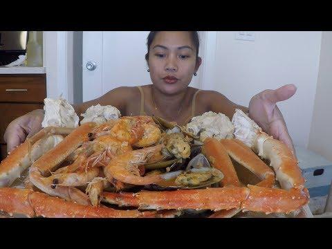 Seafood boil!