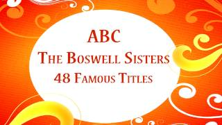 The Boswell Sisters - Don