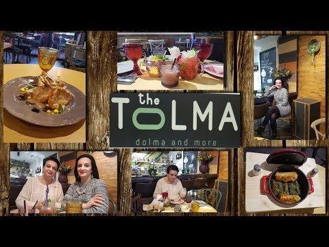 The Tolma - Эклектический Ресторан Глазами Ануш и Мамы Карине