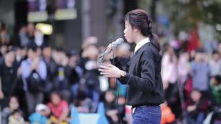 20161217 羅小白&蔡恩雨@信義新光A4 帥到分手