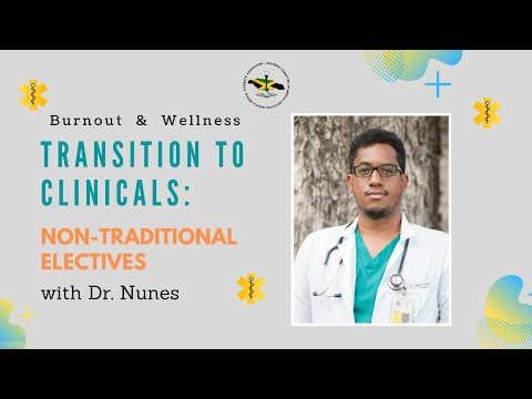 Transition To Clinicals: Non-traditional Electives