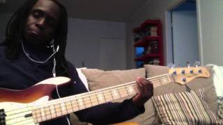 James Werts BassJam!    Loneliness by Babyface