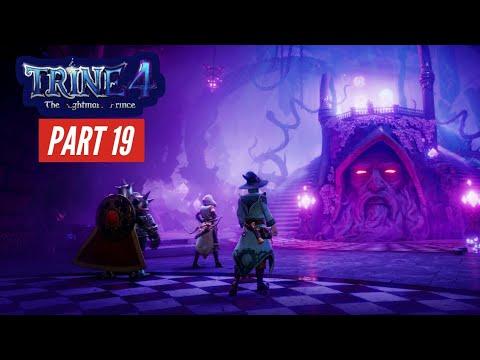 Trine 4  The Nightmare Prince Gameplay Walkthrough Part 19 | PC 1080P | 60FPS | ProPakistan Gamer |